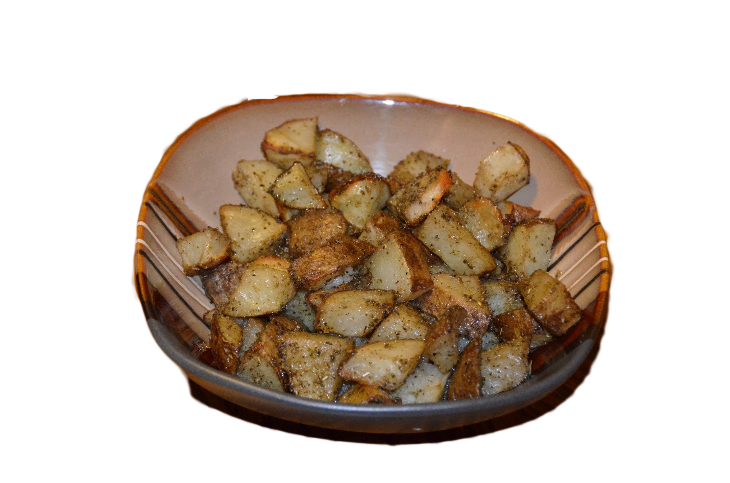Sage Rubbed Potatoes